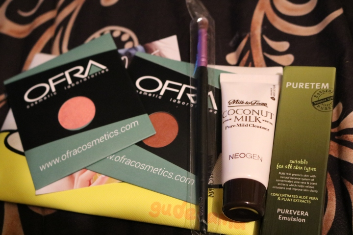 July IPSY bag subscription